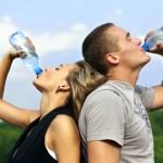 Wiesz że podczas treningu tracisz nawet 2 litry wody