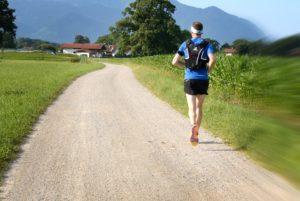 bieganie w plenerze